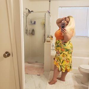 Skirts - Fruity ruffle skirt